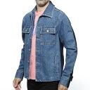 【アウトレット】メゾンマルジェラ Maison Margiela デニムジャケット Gジャン ブルー メンズ カジュアル アウター コ…