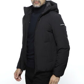 エンポリオアルマーニ EMPORIO ARMANI ダウンジャケット ブラック メンズ アウター 防寒 アウトドア 大きいサイズあり 6g1b80 1npgz 0999【あす楽対応_関東】【返品送料無料】【ラッピング無料】