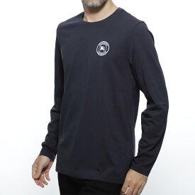 バーバリー BURBERRY クルーネック 長袖Tシャツ ブルー メンズ カジュアル トップス インナー 8004254 navy JENSON【あす楽対応_関東】【返品送料無料】【ラッピング無料】