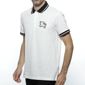 バーバリー BURBERRY ポロシャツ ホワイト メンズ カジュアル トップス インナー スポーツ ゴルフ 8005285 white BOEDON【あす楽対応_関東】【返品送料無料】【ラッピング無料】