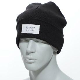 ジバンシー GIVENCHY ニットキャップ ブラック メンズ ギフト プレゼント ニット 帽子 gvcapp u1598 1【あす楽対応_関東】【返品送料無料】【ラッピング無料】