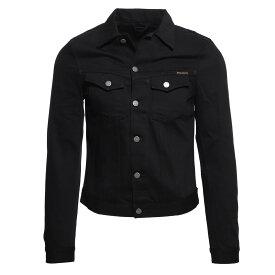 ヌーディージーンズ nudie jeans co デニムジャケット ブラック メンズ アウター オーガニックコットン billy 160605 black BILLY SLIM FIT ビリー スリムフィット【あす楽対応_関東】【返品送料無料】【ラッピング無料】