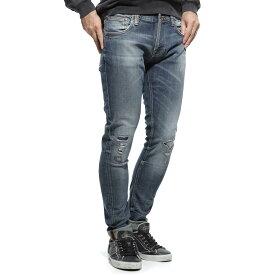 ヌーディージーンズ nudie jeans co ストレッチジーンズ ブルー メンズ デニム オーガニックコットン tight terry 113115 TIGHT TERRY タイトテリー レングス32【あす楽対応_関東】【返品送料無料】【ラッピング無料】