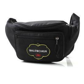 バレンシアガ BALENCIAGA ボディバッグ ベルトバッグ ウエストポーチ ブラック メンズ 482389 9wbf5 1000 EXPLORER BODY BAG FRUIT LOGO【あす楽対応_関東】【返品送料無料】【ラッピング無料】