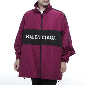バレンシアガ BALENCIAGA ジップアップジャケット ブルゾン パープル メンズ 534317 tyd36 5061【あす楽対応_関東】【返品送料無料】【ラッピング無料】
