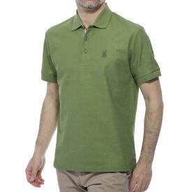 バーバリー BURBERRY ポロシャツ グリーン メンズ カジュアル トップス インナー スポーツ ゴルフ 8024016 cedargreen EDDIE エディ【あす楽対応_関東】【返品送料無料】【ラッピング無料】
