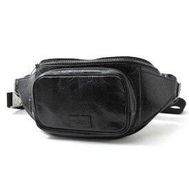 サンローランパリ SAINT LAURENT PARIS ベルトバッグ ボディバッグ ブラック メンズ ギフト プレゼント 586206 0en7d 1000 BODY BAG SCOTT【あす楽対応_関東】【返品送料無料】【ラッピング無料】