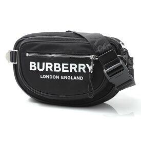 バーバリー BURBERRY ベルトバッグ ボディバッグ ブラック メンズ 8022786 black CANNON キャノン【あす楽対応_関東】【返品送料無料】【ラッピング無料】