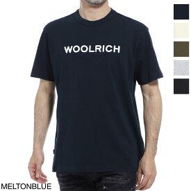 ウールリッチ WOOLRICH クルーネックTシャツ メンズ cfwote0024mr ut1486 3989 LOGO TEE【あす楽対応_関東】【返品送料無料】【ラッピング無料】