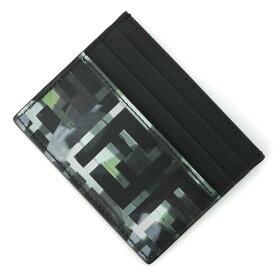 フェンディ FENDI カードケース ブラック メンズ 7m0164 abm9 f0x93【あす楽対応_関東】【返品送料無料】【ラッピング無料】