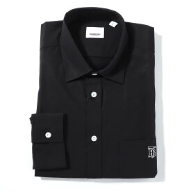バーバリー BURBERRY 長袖シャツ ブラック メンズ 8009837 black ABOYD【あす楽対応_関東】【返品送料無料】【ラッピング無料】