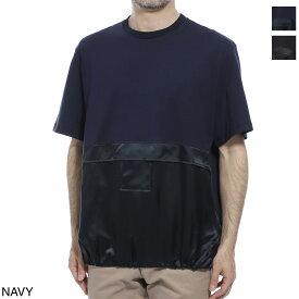 【アウトレット】ニールバレット NeIL BarreTT クルーネックTシャツ メンズ bjt745c n514 466 Fit Easy Blouson【あす楽対応_関東】【返品送料無料】【ラッピング無料】[outnew]