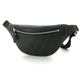 【アウトレット】ニールバレット NeIL BarreTT クロスボディバッグ ブラック メンズ pbbo211l n9111 01 MONOGRAM LEATHER BELT BAG【あす楽対応_関東】【返品送料無料】【ラッピング無料】