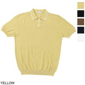 グランサッソ Gran Sasso ニット ポロシャツ メンズ 57157 20669 413 TENNIS M/M【あす楽対応_関東】【返品送料無料】【ラッピング無料】