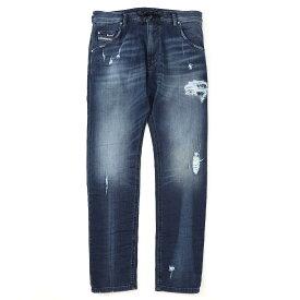ディーゼル DIESEL ジョグジーンズ ブルー メンズ 大きいサイズあり krooley cb ne 00su3f 069cu 01 KROOLEY CB-NE 00SU3F【あす楽対応_関東】【返品送料無料】【ラッピング無料】