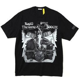 モンクレール MONCLER クルーネック Tシャツ ブラック メンズ 8c70510 8392b 999 MONCLER GENIUS 7 FRAGMENT HIROSHI FUJIWARA【あす楽対応_関東】【返品送料無料】【ラッピング無料】