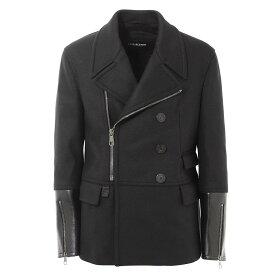 ニールバレット NeIL BarreTT ジャケット ブルゾン ブラック メンズ pbca347c p144c 0101【あす楽対応_関東】【返品送料無料】【ラッピング無料】