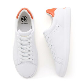 トリーバーチ TORY BURCH スニーカー ホワイト レディース 73057 153 Howell Court Sneaker【あす楽対応_関東】【返品送料無料】【ラッピング無料】