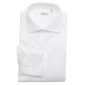 【大感謝祭DEAL】【アウトレット】フィナモレ FINAMORE ワイドカラーシャツ ホワイト メンズ 大きいサイズあり zante z 045539 c0303 1 ZANTE MILANO【あす楽対応_関東】【返品送料無料】【ラッピング無料】
