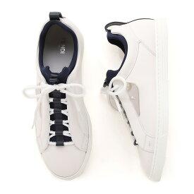 フェンディ FENDI スニーカー ホワイト メンズ 7e1021 a0u3 f1orn【あす楽対応_関東】【返品送料無料】【ラッピング無料】