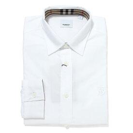 バーバリー BURBERRY 長袖シャツ ホワイト メンズ 8024514 white【あす楽対応_関東】【返品送料無料】【ラッピング無料】