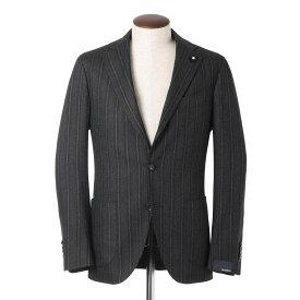 【アウトレット】ラルディーニ LARDINI 3つボタン ジャケット グレー メンズ im0526av rp55587 950bl SPECIAL LINE JAPAN FIT【あす楽対応_関東】【返品送料無料】【ラッピング無料】