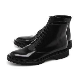 サンローランパリ SAINT LAURENT PARIS ブーツ ブラック メンズ 大きいサイズあり 632364 1y000 1000 ARMY LACED BOOTS IN SMOOTH LEATHER【あす楽対応_関東】【返品送料無料】【ラッピング無料】