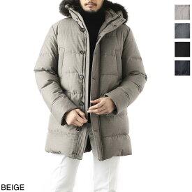 ムーレー MOORER ダウンジャケット メンズ barbieri ll1 beige BARBIERI-LL【あす楽対応_関東】【返品送料無料】【ラッピング無料】