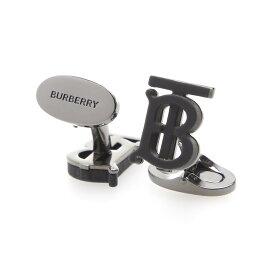 バーバリー BURBERRY カフスボタン ブラック メンズ 8031803 matteblack MU TB CUFFLINK【あす楽対応_関東】【返品送料無料】【ラッピング無料】