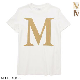 マックスマーラ Max Mara クルーネックTシャツ レディース 19460303650 007 UFO【あす楽対応_関東】【返品送料無料】【ラッピング無料】