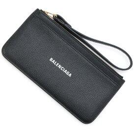 バレンシアガ BALENCIAGA 長財布 ブラック レディース 637149 1izim 1090 CASH【あす楽対応_関東】【返品送料無料】【ラッピング無料】