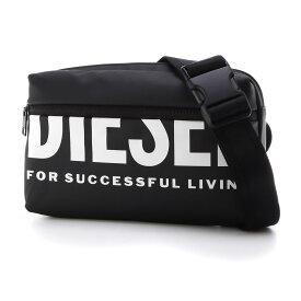 ディーゼル DIESEL ボディバッグ ウエストバッグ クロスボディバッグ ブラック メンズ f bold beltbag x07280 p3188 t8013 F-BOLD BELTBAG【あす楽対応_関東】【返品送料無料】【ラッピング無料】