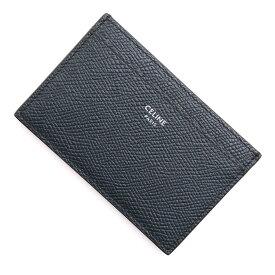 セリーヌ CELINE カードケース ブルー メンズ 10b70 3bel 07oc【あす楽対応_関東】【返品送料無料】【ラッピング無料】