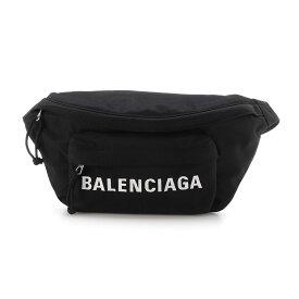 バレンシアガ BALENCIAGA ボディバッグ ベルトバッグ ブラック メンズ 533009 h851n 1000 WHEEL BELTPACK【あす楽対応_関東】【返品送料無料】【ラッピング無料】
