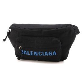 バレンシアガ BALENCIAGA ボディバッグ ベルトバッグ ブラック メンズ 533009 h858x 1064 WHEEL BELTPACK【あす楽対応_関東】【返品送料無料】【ラッピング無料】