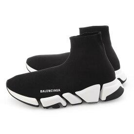バレンシアガ BALENCIAGA スニーカー ブラック メンズ 大きいサイズあり 617239 w1702 1015 SPEED 2.0 SNEAKER【あす楽対応_関東】【返品送料無料】【ラッピング無料】