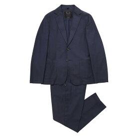 【アウトレット】ティージャケット T-JACKET シングル 2つボタンスーツ ブルー メンズ 51ba419tr 9396u 602 MAN FIT T-SUIT【あす楽対応_関東】【返品送料無料】