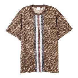 バーバリー BURBERRY クルーネック Tシャツ ブラウン メンズ 8018239 brown【あす楽対応_関東】【返品送料無料】【ラッピング無料】