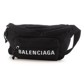 バレンシアガ BALENCIAGA ボディバッグ ベルトバッグ ブラック メンズ 533009 h858x 1090 WHEEL BELTPACK【あす楽対応_関東】【返品送料無料】【ラッピング無料】[2021SS]