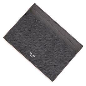 【アウトレット】セリーヌ CELINE カードケース グレー メンズ 10b76 3bfp 10dc【あす楽対応_関東】【返品送料無料】【ラッピング無料】