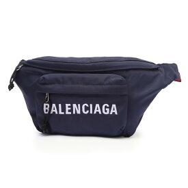 バレンシアガ BALENCIAGA ボディバッグ ウエストバッグ ブルー メンズ 528862 9f91x 4370 WHEEL BELTPACK【あす楽対応_関東】【返品送料無料】【ラッピング無料】
