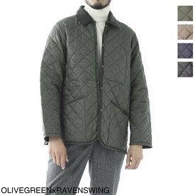 ラベンハム LAVENHAM キルティングジャケット メンズ raydon 0046 olivegreen 0046 ravenswing RAYDON【あす楽対応_関東】【返品送料無料】【ラッピング無料】