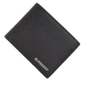 バーバリー BURBERRY 2つ折り財布 ブラック メンズ 8017468 black HIPFOLD【あす楽対応_関東】【返品送料無料】【ラッピング無料】