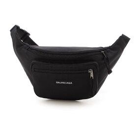 バレンシアガ BALENCIAGA ボディバッグ ベルトバッグ ブラック メンズ 482389 2hf7x 1000 EXPLORER【あす楽対応_関東】【返品送料無料】【ラッピング無料】[2021SS]