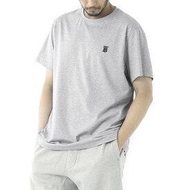 バーバリー BURBERRY クルーネックTシャツ グレー メンズ 8014023 palegreymelange PARKER パーカー【あす楽対応_関東】【返品送料無料】【ラッピング無料】[2021SS] [2021SS]