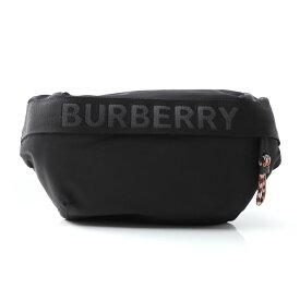 バーバリー BURBERRY ボディバッグ ウエストバッグ ブラック メンズ 8025668 black SONNY【あす楽対応_関東】【返品送料無料】【ラッピング無料】[2021AW]