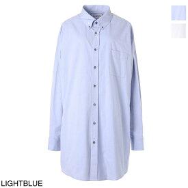 メゾンマルジェラ Maison Margiela ボタンダウンシャツ カジュアルシャツ メンズ s50dl0387 s49616 479 10 男性のためのコレクション【あす楽対応_関東】【返品送料無料】【ラッピング無料】