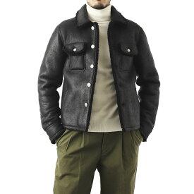 メゾンマルジェラ Maison Margiela レザージャケット ブルゾン ブラック メンズ 大きいサイズあり s30am0466 sy1399 900 10 男性のためのコレクション【あす楽対応_関東】【返品送料無料】【ラッピング無料】