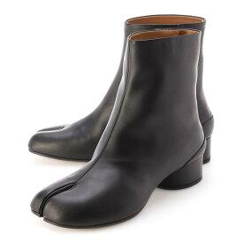 メゾンマルジェラ Maison Margiela ブーツ ブラック レディース 大きいサイズあり s58wu0273 pr516 t8013 TABI タビ【あす楽対応_関東】【返品送料無料】【ラッピング無料】