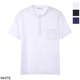 クルチアーニ Cruciani ヘンリーネック Tシャツ メンズ cujosbsr 1000【あす楽対応_関東】【返品送料無料】【ラッピング無料】[2021SS]